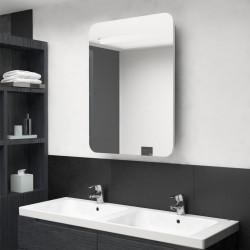 vidaXL Mesita auxiliar para TV 100x40x35 cm Marrón
