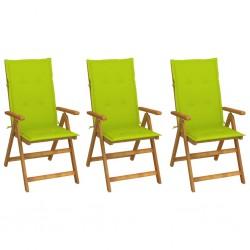 vidaXL Mesita de noche de madera de acacia sólida 40x30x58 cm