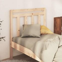 vidaXL Mesa de centro de madera maciza reciclada 100x60x40 cm