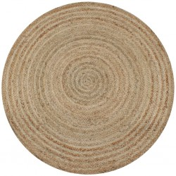 vidaXL Mesita auxiliar cuadrada aluminio plateada