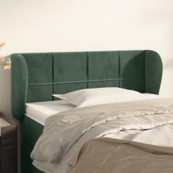vidaXL Sofá reclinable LED 3 plazas de cuero artificial blanco