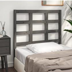 vidaXL Sillón diseño de cubo cuero auténtico y lona beige