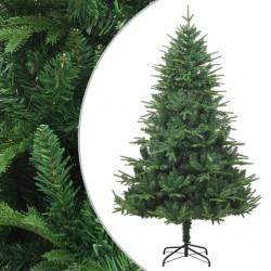 vidaXL Mueble para la TV de madera de mango rugosa 120x30x50 cm