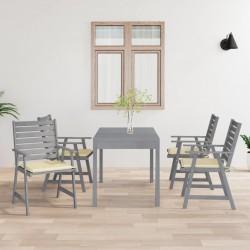 vidaXL Mesa de comedor de madera maciza de mango 240 cm