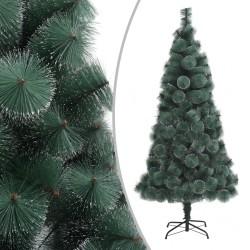vidaXL Set de mesa de centro 2 uds redonda madera de mango 40 cm/50 cm