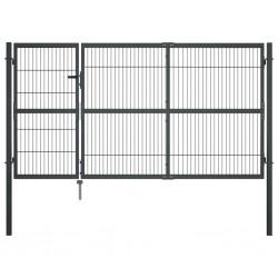 vidaXL Cama con forma de coche todoterreno niños 90x200 cm camuflaje