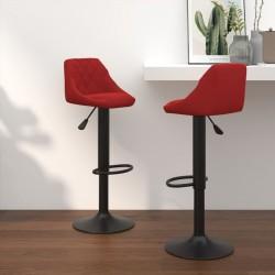 vidaXL Diván con almohada de tela con apariencia de ante marrón
