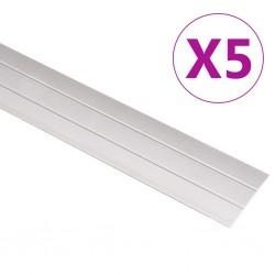 vidaXL Juego de mesas de centro con detalles chindi 2 uds multicolor