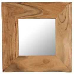 vidaXL Mesa de centro octagonal bambú 60x60x45 cm