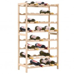 vidaXL Armario auxiliar de madera maciza de sheesham 60x35x76 cm