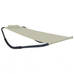 vidaXL Planta artificial orquídea con macetero 65 cm blanca