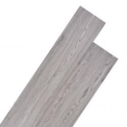 vidaXL Mesa de centro de madera maciza reciclada 98x73x45 cm