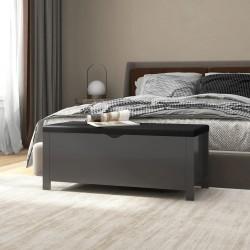 vidaXL Mesa de comedor de madera maciza reciclada 120x60x77 cm