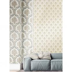 vidaXL Mesa de centro de teca y resina 110x60x40 cm