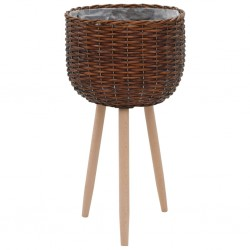 vidaXL Set de mesas auxiliares 2 unidades madera maciza de mango