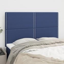 vidaXL Mesita de noche de bambú marrón oscuro 40x40x40 cm