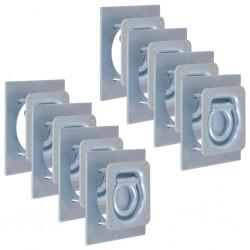 vidaXL Banco de cuero de cabra auténtico 120x30x45 cm