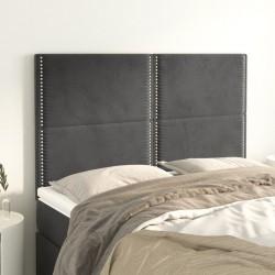 vidaXL Mesa de centro de madera aglomerada 90x59x42cm color roble