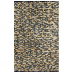 vidaXL Zapatos de vestir hombre calados cordones negros t 42 cuero PU