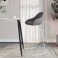 vidaXL Mesa de escritorio con cajones de madera maciza 88x50x90 cm