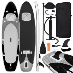 vidaXL Mueble para TV de madera maciza de acacia vintage 118x30x40 cm