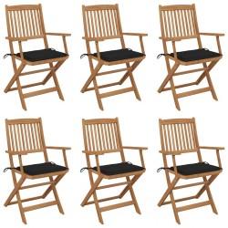 vidaXL Estructura de cama de madera maciza de acacia y acero 140x200cm