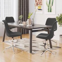 vidaXL Mueble para la televisión de madera de mango maciza 18x35x40 cm