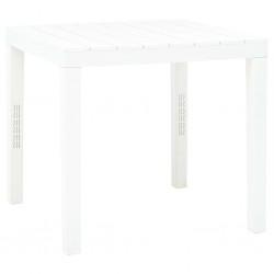 vidaXL Lamas para suelo de PVC 5,26 m² 2 mm roble clásico blanco