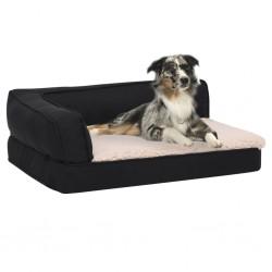 vidaXL Lamas para suelo de PVC 5,26 m² 2 mm roble marrón
