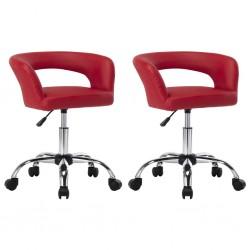 vidaXL Lamas para suelo de PVC autoadhesivas 5,02m² 2mm roble blanco