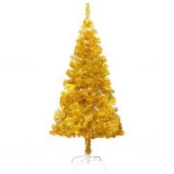 vidaXL Lamas de suelo de PVC autoadhesivas marrón oscuro 5,02 m² 2 mm