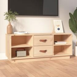 vidaXL Mueble de cajones madera acacia maciza 45x37x75 cm