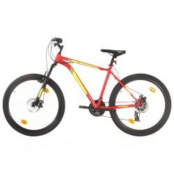 vidaXL Alfombra tejida a mano Chindi de algodón crema 200x290 cm