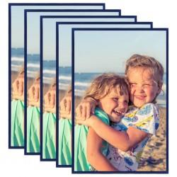 vidaXL Alfombra shaggy peluda de cuero auténtico 190x280 cm marrón