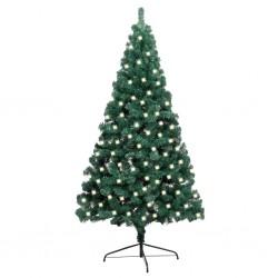 vidaXL Alfombra shaggy peluda de cuero auténtico 190x280 cm gris