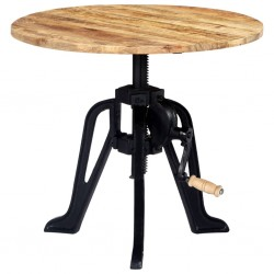 vidaXL Alfombra de yute con reverso de latex 120x180 cm marrón