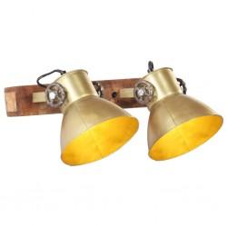 vidaXL Alfombra de yute con reverso de latex 70x130 cm marrón oscuro