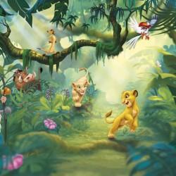 vidaXL Manta a cuadros 125x150 cm algodón negra