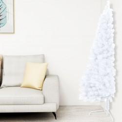vidaXL Estantería de 3 niveles de madera maciza de acacia 80x30x110 cm