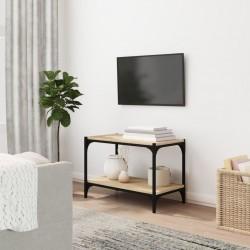 vidaXL Espejo de pared redondo vidrio 50 cm