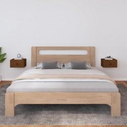 245774 vidaXL Mueble de cajones de madera maciza de abeto 91x35x73 cm