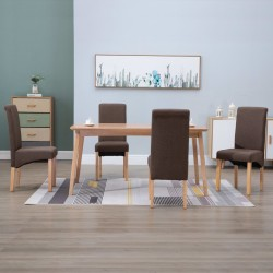 vidaXL Reloj de pared vintage 30 cm