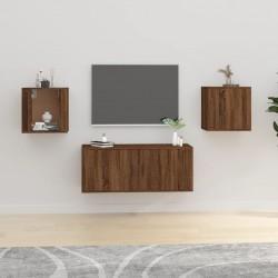 vidaXL Persiana enrollable de bambú color natural 80x220 cm