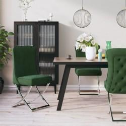 vidaXL Biombo divisor plegable 228x170 cm mariposa azul