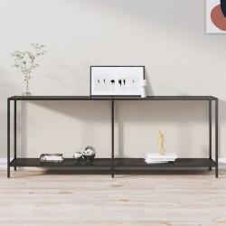 vidaXL Biombo plegable con 3 paneles estilo japonés 120x170 cm negro