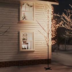 vidaXL Alfombra con forma 110x150 cm estampado de guepardo