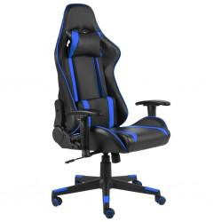 vidaXL Fundas de Cojín 4 uds 40x40cm poliéster gamuza azul marino