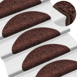 vidaXL Fundas de cojín 4 uds 50x50cm poliéster gamuza azul marino