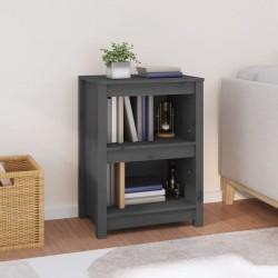 vidaXL Banco con 2 otomanas de hierba marina marrón y negro