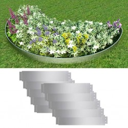 vidaXL Árbol Navidad artificial decorado bolas luces LED 180 cm blanco